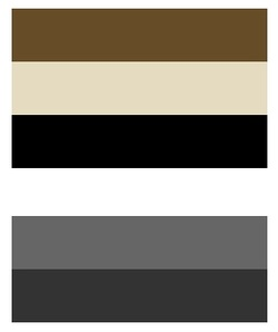 A Neutral Color Scheme Uses Colors That Are Not Found On The Wheel Such As Beige Brown Gray Black And White